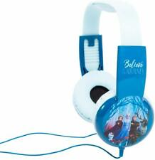 NEW Kids Safe Headphones Volume Limiter Controls ~ FROZEN 2 BATMAN TMNT You Pick