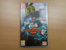 **BOX/CASE ONLY (NO GAME!)** My Hero One's Justice 2 - Nintendo Switch - Genuine
