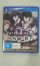 Psycho Pass Mandatory Happiness - Playstation Vita - Game -