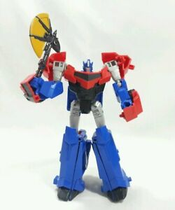 Transformers Robots In Disguise OPTIMUS PRIME Rid Warrior 2015 broken pegs