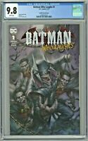Batman Who Laughs #1 CGC 9.8 Lucio Parrillo Variant Cover Edition