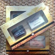 Dudu Osun Pure Africa parfümfrei Geschenkset Reine Sheabutter+ Seife Naturkosmet