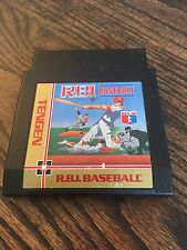 RBI Baseball Original Nintendo NES Game Cart Tengen NE4