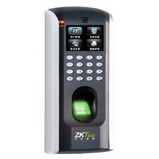ZKTeco F7 Biometric Fingerprint Access Control+Attendance Time Clock +TCP/IP