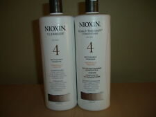 Nioxin System 4 Cleanser & Scalp Therapy Liter/33oz Duo