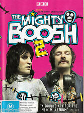 THE MIGHTY BOOSH 2 Julian Barratt / Noel Fielding [2 disc] DVD R4