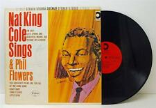Nat King Cole Sings w/ Phil Flowers Vinyl LP Design  DLP 162 EX