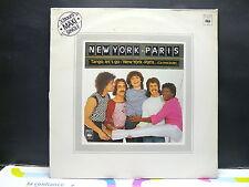 "MAXI 12"" NEW YORK PARIS Ttango let's go CBS 12 8339"