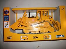 Bruder Toys Caterpillar Bulldozer - Arm tilts and lift