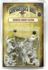 Knuckleduster 12102 Gunfighter's Ball Mounted Cowboy Faction Old West Gunslinger