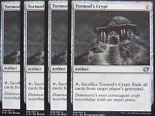 XXX 4x Tormod 's crypt inglés comandante 2014 (artefacto) nm/mint XXX XXX XXX