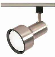 New Nuvo Lighting R30 Par30 Bullet Cylinder Brushed Nickel Track Head M Th306 45923403064 Ebay