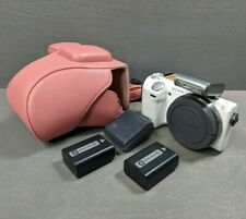 Sony Alpha NEX-5R 16.1MP (Body Only) - 9K Clicks