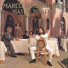 Marco Antonio Solís : Mas de Mi Alma CD