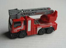 Majorette MAN TGS Feuerwehr Drehleiter German Fire Engine Tower LKW Truck Camion