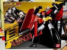 Bandai Japan Soul of Chogokin GX-49 SHIN MAZINGER Z Transformers Brand New