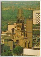 Berlin Kaiser Wilhelm Memorial Church Postcard (P316)