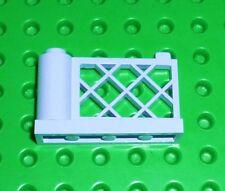 LEGO - Fence Gate 1 x 4 x 2, LIGHT VIOLET complete x 1   (3186 & 3187)   K171