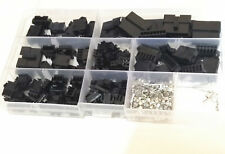 310pcs 254mm Malefemale Dupont Wire Jumper And Header Connector Housing Kit