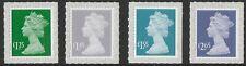 GB Machin Definitive set (4 stamps) MNH 2018