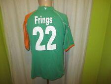 """Werder Bremen Original Kappa Heim Trikot 2005/06 """"KIK"""" + Nr.22 Frings Gr.XL- XXL"""