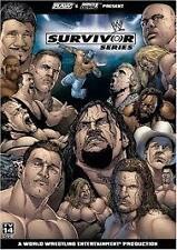WWE - Survivor Series 2004 (DVD, 2004) NEW SEALED