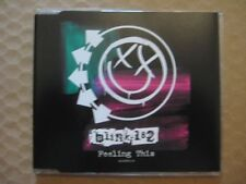 BLINK 182 Feeling This RARE AUSSIE PROMO 1 TRACK CD SINGLE 2003 - B182PRO1003