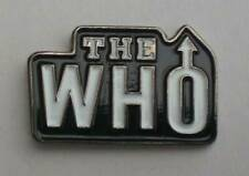 The Who Mod Scooter Quality Enamel Lapel Pin Badge