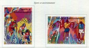 19647) UNITED NATIONS (Geneve) 1996 MNH** Sport