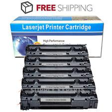 5PK Generic CE285A 85A Toner For HP LaserJet Pro P1102 P1102w M1132 M1212nf MFP