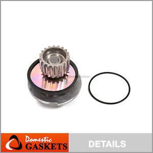 Water Pump Fit 99-02 Daewoo Lanos 1.6 DOHC A16