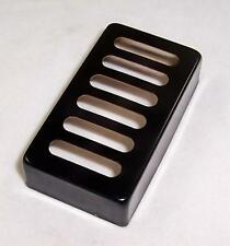 METAL NEO TRADITIONAL TOASTER HUMBUCKER NECK PICKUP COVER / BLACK