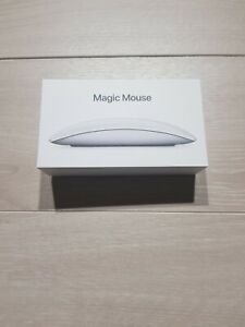 Apple Magic Mouse Box only with instructions - 100% Original - Mint condition