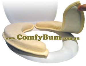 Toilet Seat accessory - Cushioned warmers