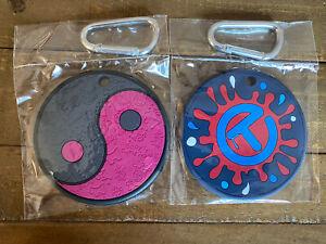 SCOTTY CAMERON Gallery Circle T USA Drip and pink black Ying Yang putting