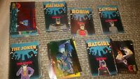 THE ADVENTURES OF BATMAN & ROBIN (Skybox 1995) Cards w/ POP-OUT Set 100+ cards