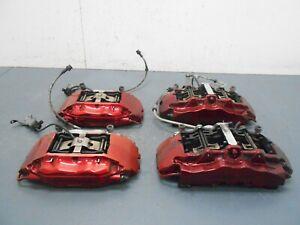 2004 03 05 Lamborghini Gallardo Brembo Brake Caliper Set #01429