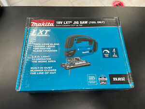 Makita XVJ03Z 18V LXT Lithium‑Ion Cordless Jig Saw (Tool Only) NEW!