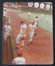 Pete Rose Cincinnati Reds 1977 Original Type 1 Snapshot Photo