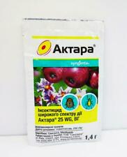 """ACTARA® Syngenta 25WG Insecticide1,4gm.""""Актара"""" Plant protection against pests"""