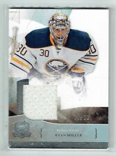 10-11 UD The Cup  Ryan Miller  /25  Jersey  THN All-Time Top 100 Goalies