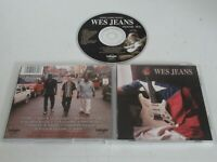 Wes Jeans – Hands On / Icehouse Records – Their 9432 CD Album