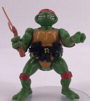 Vintage 1988 Teenage Mutant Ninja Turtles Near Complete playmates TMNT Raphael