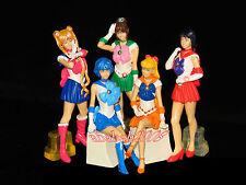 Bandai Sailor Moon gashapon figure ( full set of 5 figures)