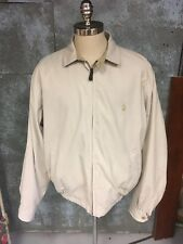 Vintage Nautica Beige Jacket XL VERY CLEAN