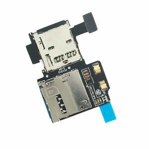 OEM Micro SD SIM Card Reader Tray Holder Flex for Samsung Galaxy S4 i9500 9505
