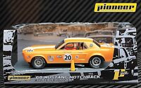 Pioneer Slot Car P065 1968 Ford Mustang Notchback