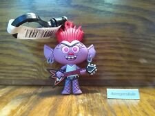 Trolls World Tour Figural Bag Clip 3 Inch Queen Barb