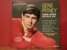GENE PITNEY looking through the eyes of love LP VG MM2069 Vinyl  Record