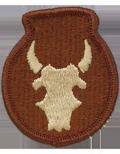 34 Infantry Division Desert Patch